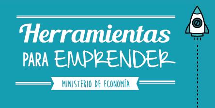 Brochure Herramientas para Emprender