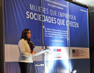 Natalia Piergentili encabezó completa agenda de Actividades en Región de la Araucanía (320px)
