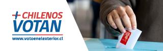voto chilenos en el exterior