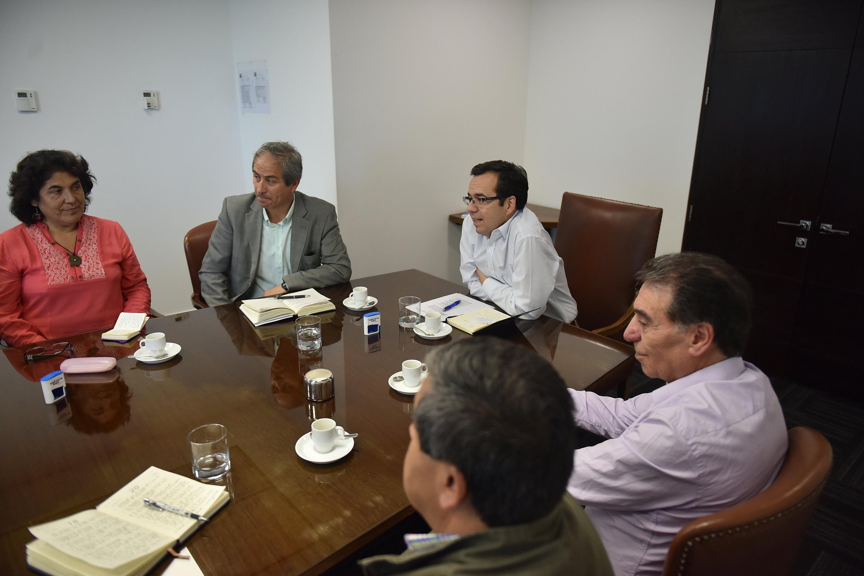 Ministerio de econom a fomento y turismo ministro de for Profesores exterior
