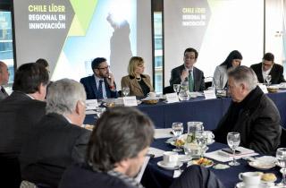 Fotos: Oscar Ordenes - Ministerio de Economía