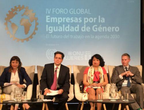Subsecretaria de Economía participó del IV Foro Global: Empresas por Igualdad de Género