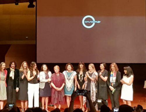 Subsecretaria de Economía acompañó a Presidenta Bachelet en el Día Internacional de la Mujer