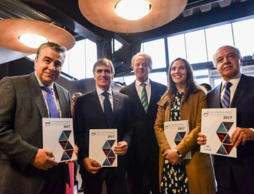 Ministro de Economía participó de entrega del Reporte Global Entrepreneurship Monitor (GEM) 2017 Universidad del Desarrollo
