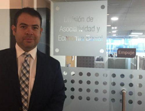 Subsecretaría de Economía anuncia a nuevo Jefe de División de Asociatividad y Economía Social