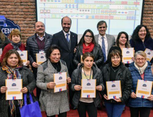 Ministerio de Economía y Sercotec entregan subsidio para 120 almaceneros de la Región Metropolitana