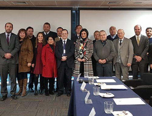 Subsecretario participa de primer Consejo Consultivo de Empresas de Menor Tamaño del año