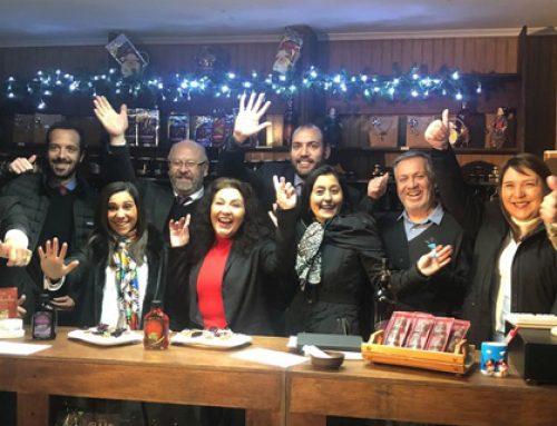 Subsecretario de Economía se reúne con Seremi de Magallanes y visitan a emprendedores e innovadores de la región