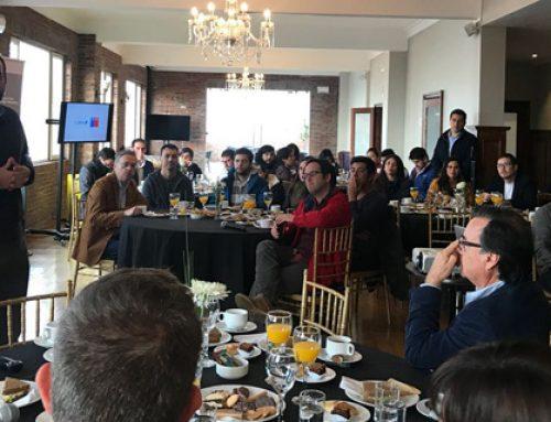 Subsecretario de Economía resalta compromiso del Gobierno con emprendedores de la V Región