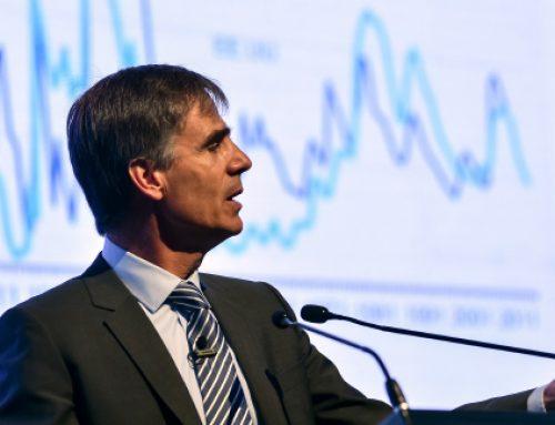 """Ministro Valente por crecimiento histórico de inversión extranjera: """"Es un cambio de ritmo que ratifica el repunte de nuestra economía"""""""