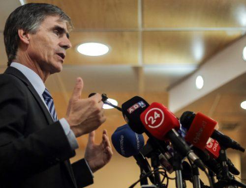 """Ministro Valente por Imacec: """"Nuestra economía está avanzando hacia su potencial"""""""