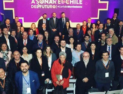 Subsecretario Guerrero participa de masivo encuentro público privado de Corfo