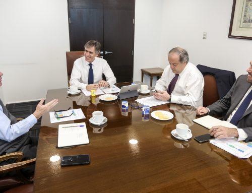 """Ministerios de Economía, Agricultura y Trabajo entregan detalle del """"Plan Maule"""", con soluciones para trabajadores que perdieron empleo de Iansa y Pastas Suazo"""