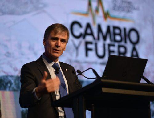Ministro Valente participa del XVIII Encuentro de Desarrollo Sostenible
