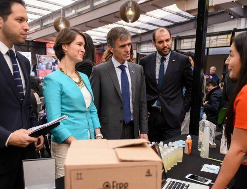Subsecretario Guerrero destaca beneficios de la Modernización Tributaria para las pymes en Temuco