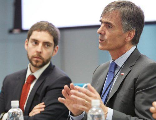 """Ministro Valente por IPoM: """"Hemos avanzado en crear un clima que permita un avance significativo de la inversión"""""""