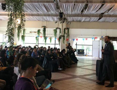 Subsecretario Guerrero insta a jóvenes científicos a sumarse al servicio público