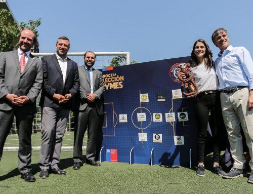 """Ministerio de Economía anuncia a los ganadores de la """"Selección Nacional de las Pymes"""""""