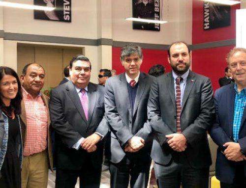 Junto a Seremi de la cartera, subsecretario de Economía firma acuerdo de colaboración con gremios de la Región de Tarapacá