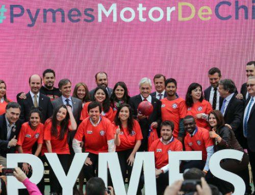 Gobierno da inicio a la Semana de la Pyme con celebración en la Plaza de la Constitución