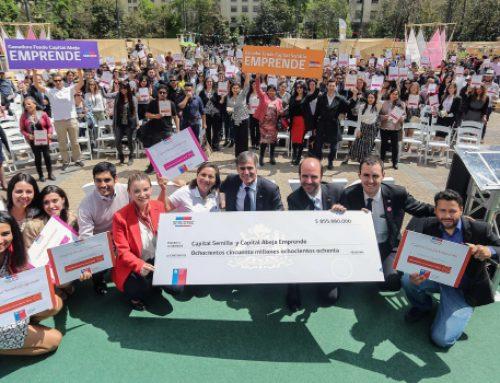 Certificación de Capital Semilla y Abeja de Sercotec protagonizó el 2do. día de la Semana de la Pyme