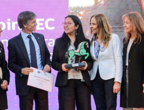 Mujeres destacadas en el rubro tecnológico fueron reconocidas en la premiación InspiraTEC 2018