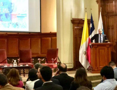 Subsecretario valora plan público-privado para fortalecer unidades de fomento productivo de los municipios