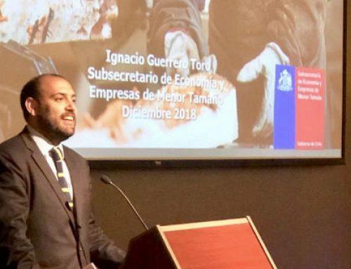 Subsecretario de Economía inaugura Taller de Adopción Tecnológica para Pymes