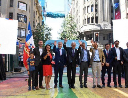 Presidente Sebastián Piñera firma envío de proyecto de ley Pro-Consumidor