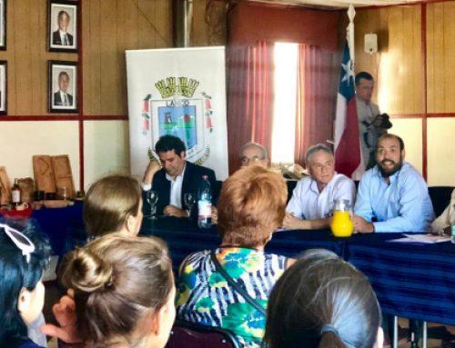 Economía lanza guía digital sobre los fondos de Desarrollo y Fomento Productivo de la región de Los Ríos