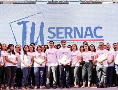 Ministro Valente valoró la entrada en vigencia de la ley que fortalece los derechos de los consumidores y moderniza el Sernac