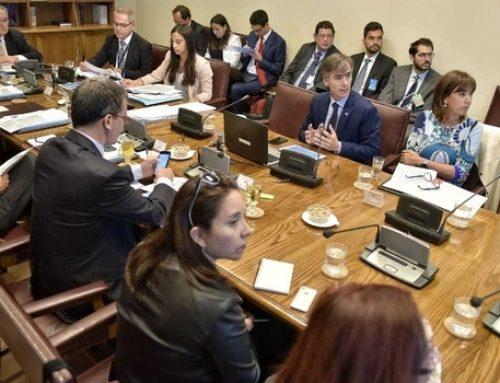 Ministro Valente presenta agenda legislativa de Economía ante el Congreso con foco en crecimiento, inversión y productividad