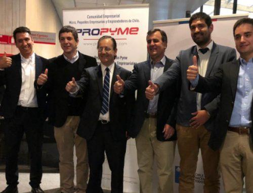 Maule recibe a Gira Atrévete Digital del Ministerio de Economía y PROPYME