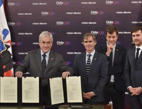 Presidente Piñera lanza agenda de Simplificación Regulatoria para impulsar la productividad en el país