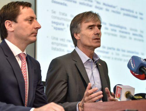 """Ministerio de Economía y Sernac lanzan nueva plataforma """"No Molestar"""""""