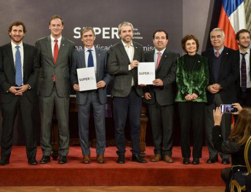 Ministerio de Economía presenta la nueva plataforma SUPER para tramitación en línea de proyectos de inversión