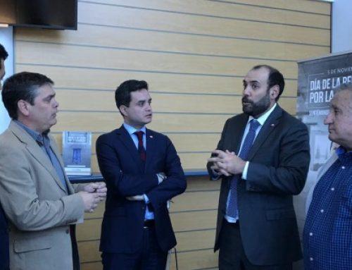 Subsecretaría de Economía firma acuerdo de colaboración con gremios ariqueños