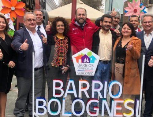 Subsecretario de Economía lanza Barrio Comercial Bolognesi en Arica