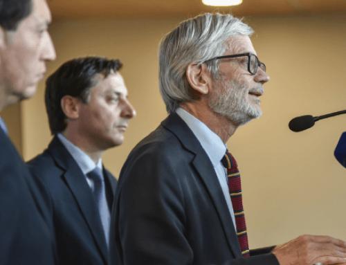 Ministerio de Economía y Sernac presentan propuesta de Essal para compensación adicional a los consumidores afectados por corte de agua en osorno