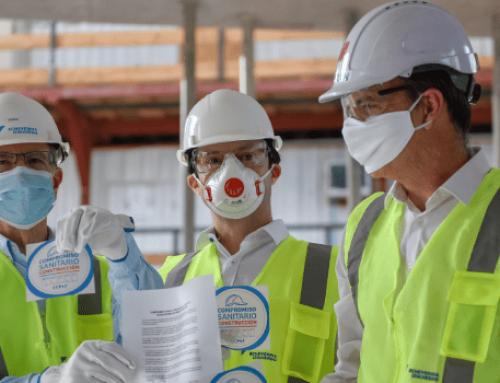 Subsecretario de Economía valora compromiso público-privado para cuidar la salud de los trabajadores de la construcción
