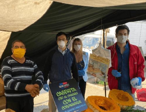 Subsecretario de Economía realiza llamado a postular al programa de Kit de Sanitización para Ferias Libres