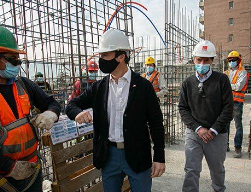 Más de 35 mil trabajadores de la construcción han recuperado su empleo gracias a plan piloto del Gobierno