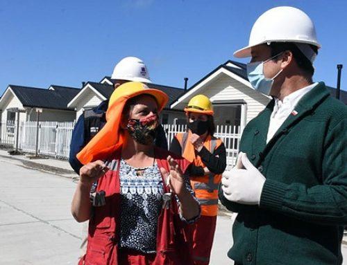 Ministro Lucas Palacios lanza plan para reiniciar la construcción privada en zonas en cuarentena