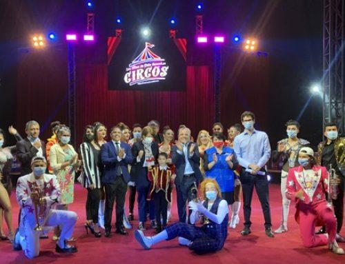 Ministerio de Economía anuncia reapertura de circos en Paso 4