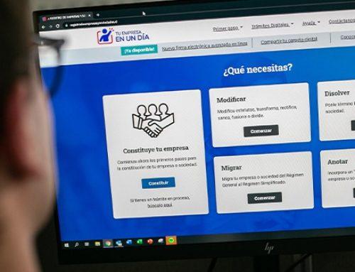 Congreso despacha a ley proyecto de modernización del Registro de Empresas y Sociedades: beneficiaría a más de 600 mil empresas