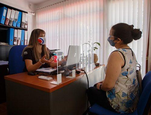 Ministro Palacios destaca la digitalización de 352 mil empresas en todo Chile e inaugura Centro de Negocios en San Bernardo